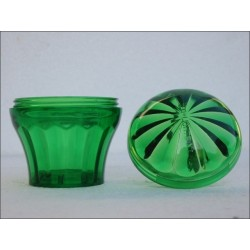 Kit cabochon vert
